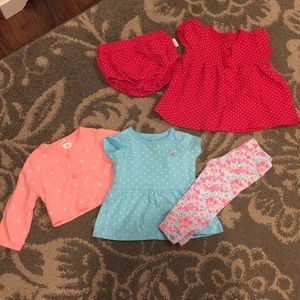 Other - 6 Month Outfits